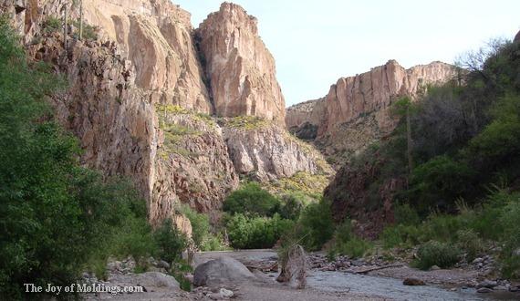 aravaipa canyon arizona