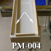 panel molding from lowes home improvement