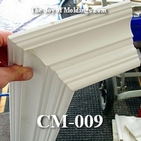 mdf Victorian crown molding