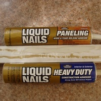 molding and millwork trim adhesive glue