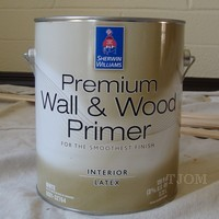 Primer For Moldings Sherwin Williams Premium Wall Wood Primer The Joy Of Moldings