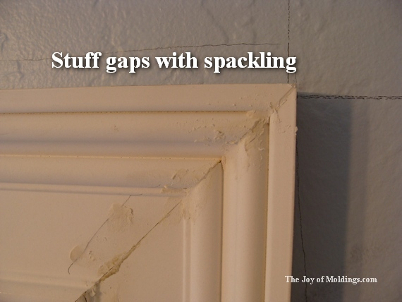 How To Paint Moldings The Joy Of