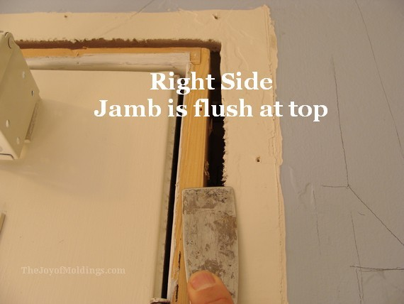 How To Make An Eared Architrave Part 1 The Joy Of Moldings
