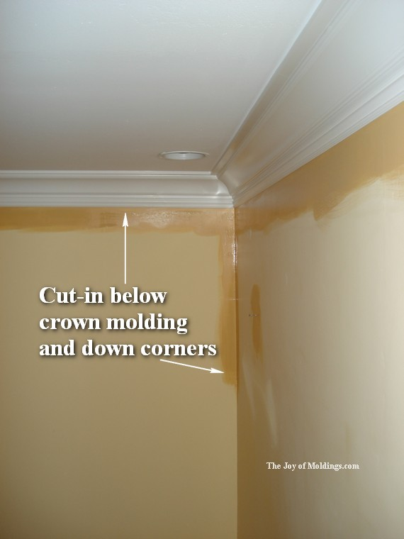 Do You Paint The Corners Of A Room First