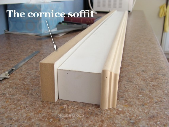 diy molding projects from mdf material