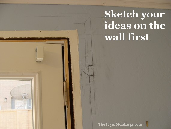 how to install mdf door trim & 3-how-to-diy-install-an-eared-lugged-shouldered-architrave - The ...