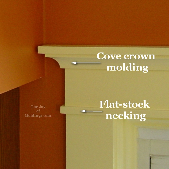 Crafstman Arts And Crafts Style Door Trim