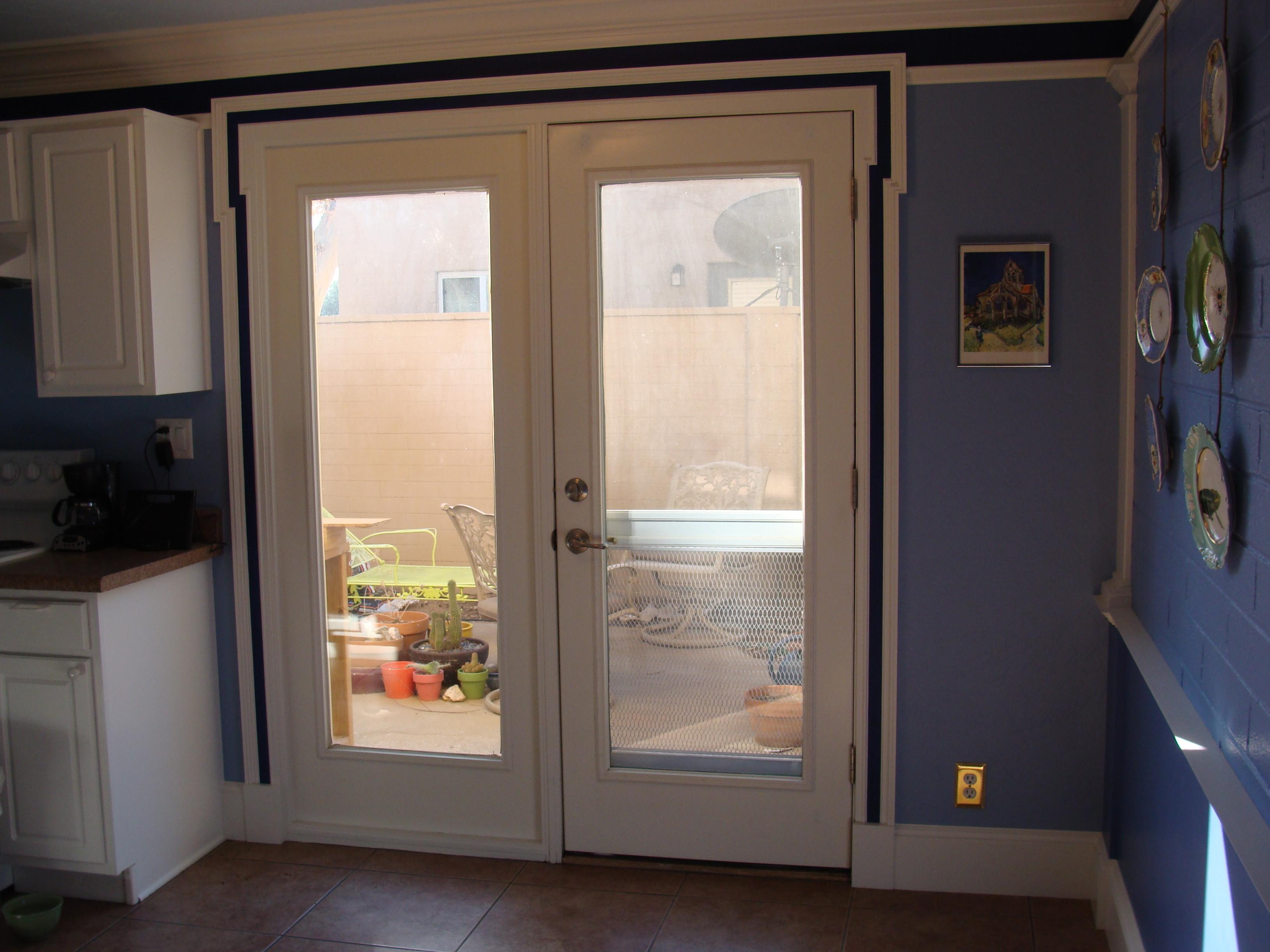 Double Door Trim The Joy Of