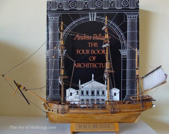 moldings historic architecture