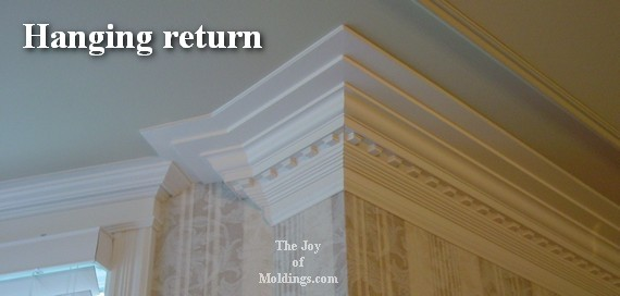 Dentil Crown Molding Buildup Diy
