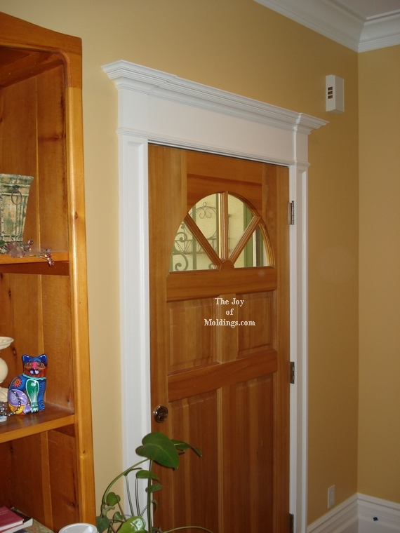 Door trim molding for Door moulding