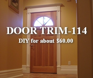 How to Install DOOR TRIM-133 for About $52.84 - The Joy of Moldings.com & How to Install DOOR TRIM-133 for About $52.84 - The Joy of ... pezcame.com