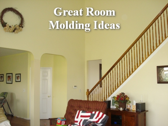 Great Room Molding Ideas for Marijke & Joel - The Joy of Moldings.com