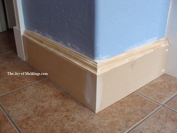 How To Install BASEBOARD 110 For 200ft The Joy Of