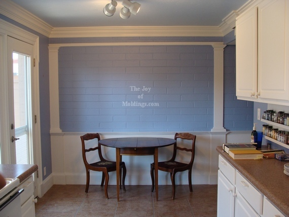 Kitchen Paint Color Samples Thank You Robert Adam The