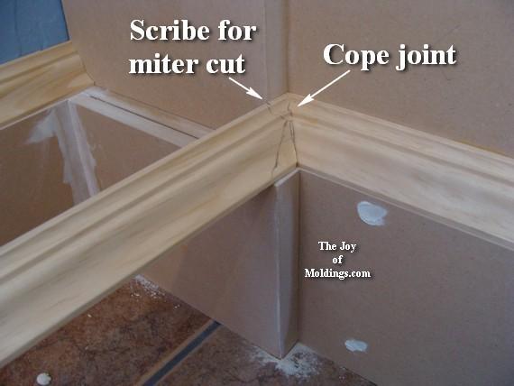 install seamless laminate countertop