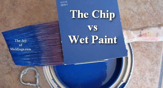 valspar paint dark blue