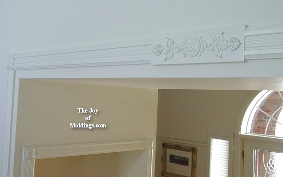 Other Posts In Daveu0027s Series. Daveu0027s Kitchen Crown Molding Challenge ·  Daveu0027s Foyer Moldings; Corner Blocks ...