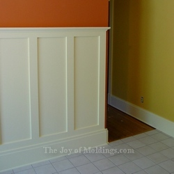 Wainscoting Design Ideas staircase wainscoting Craftsman Style
