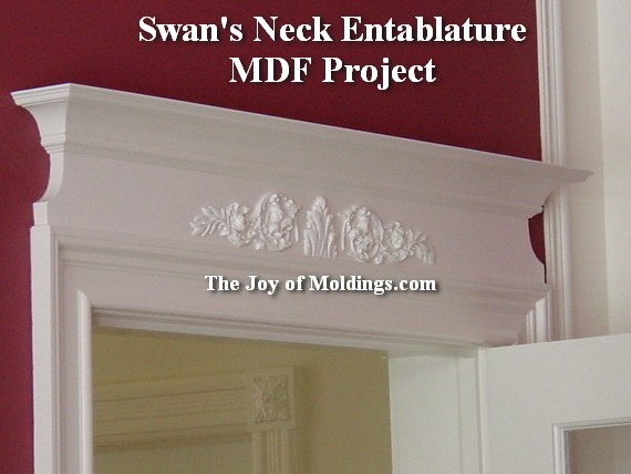 how to install diy mdf moldings