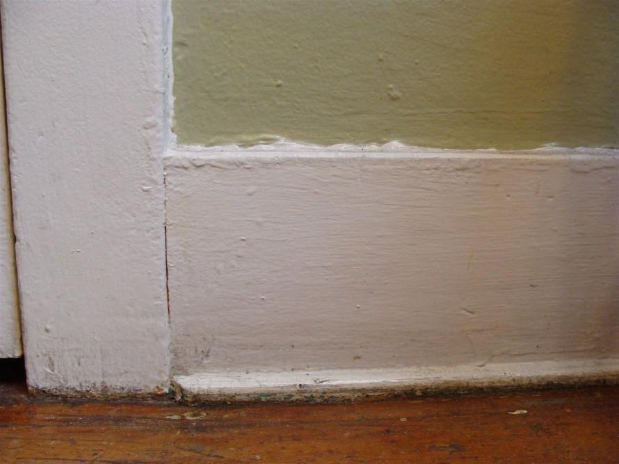 Craftsman Baseboard Molding Tucson Historic Home The Joy Of Moldings