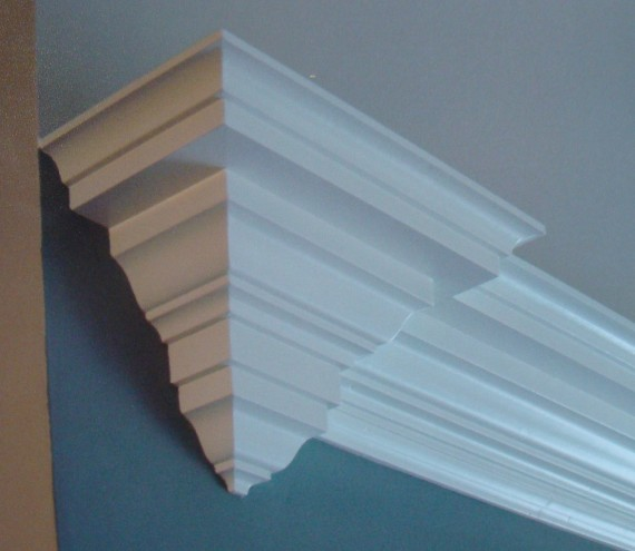 Four Ways To Terminate A Crown Molding The Joy Of Moldings