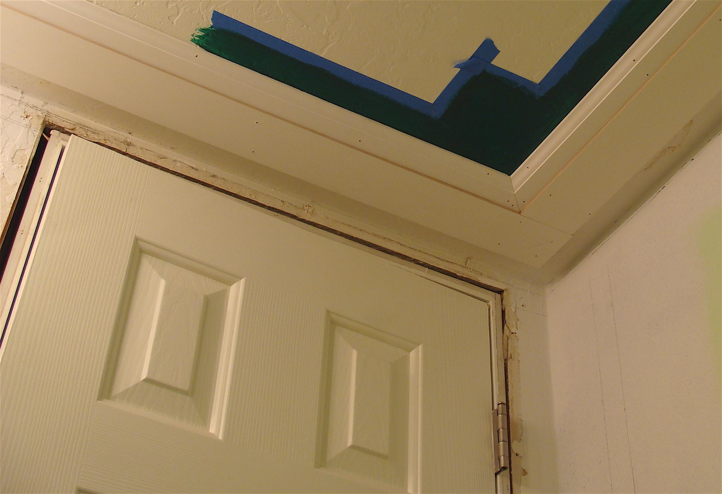 Limiting Factors Half Bathroom Moldings Door Trim Dissolve