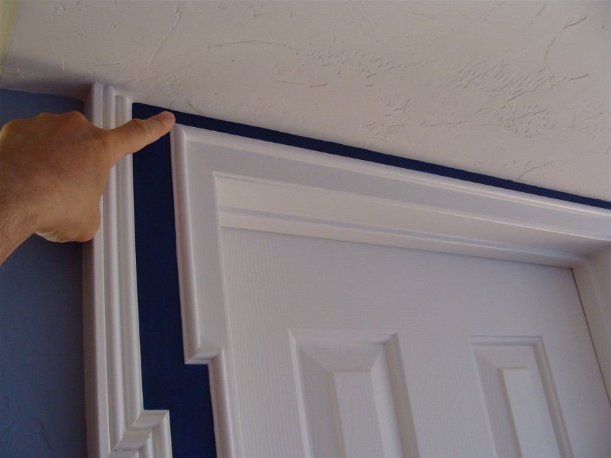 Molding Dissolve Door Trim The Joy Of Moldings
