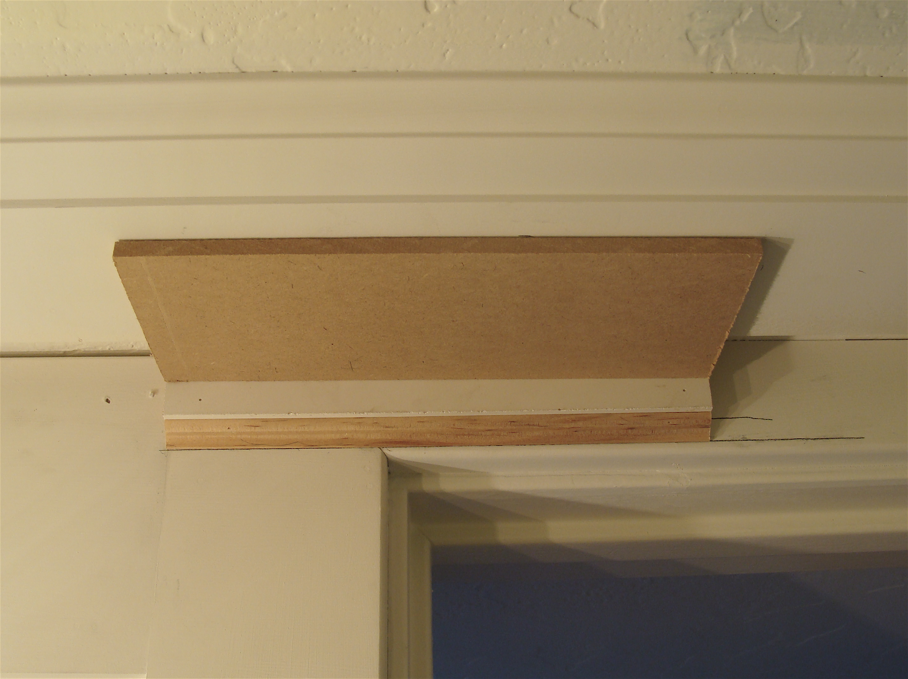 crown molding mdf - Bathroom Crown Molding