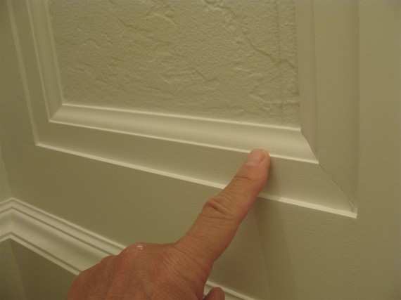 how to prime diy mdf moldings