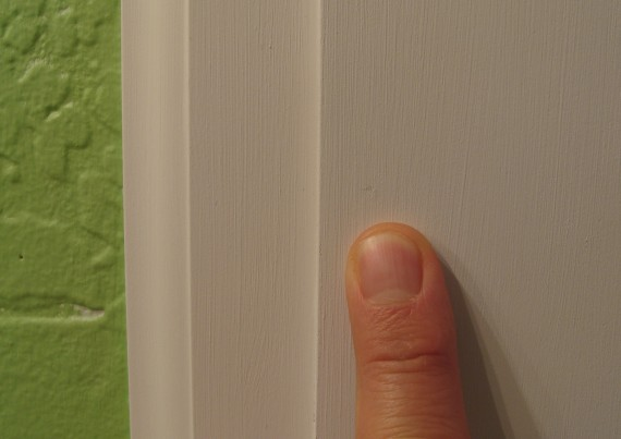 how to prepare mouldings for paint