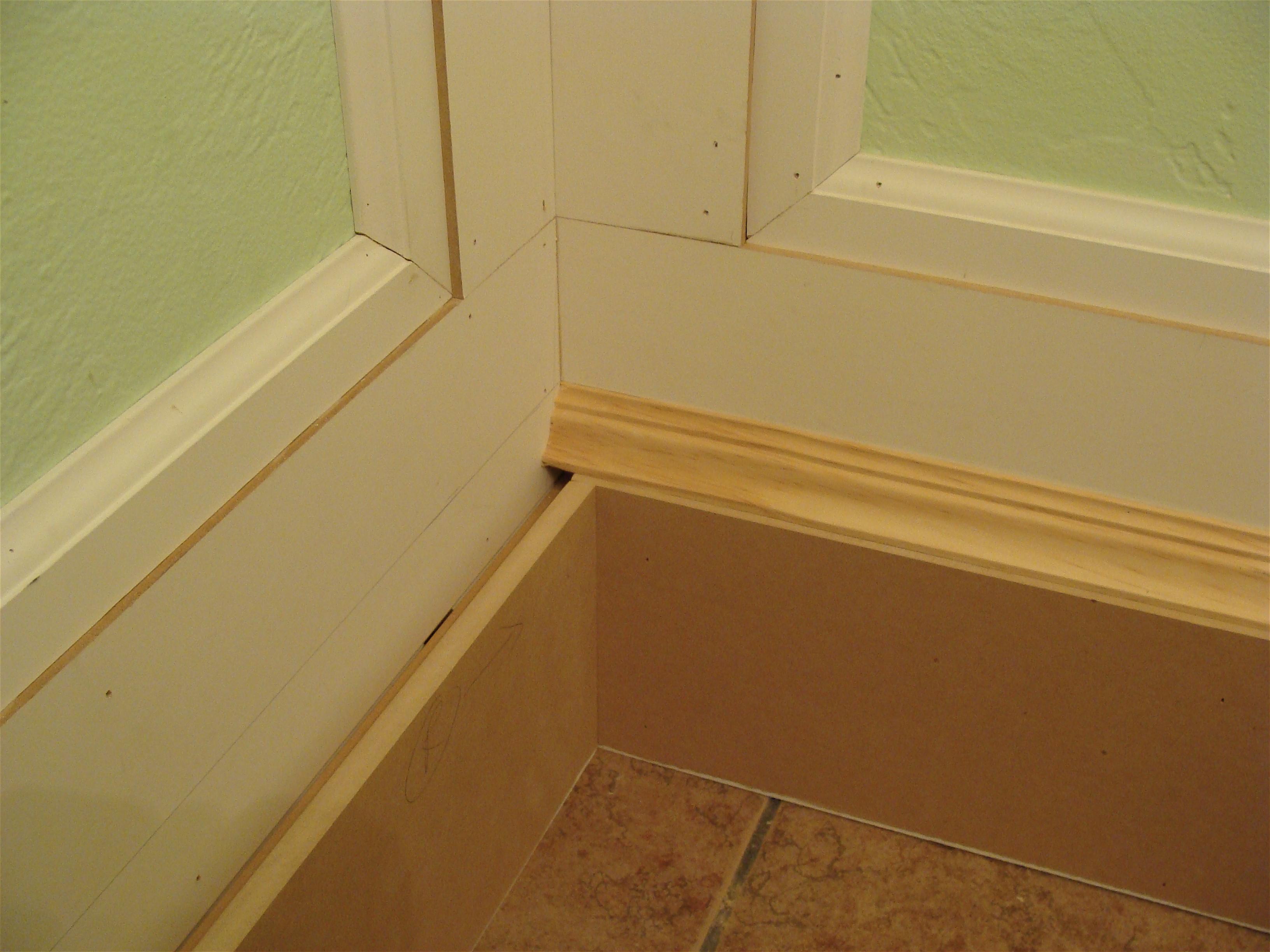 Bathroom baseboard trim 28 images shocking baseboard for Baseboard ideas for bathroom