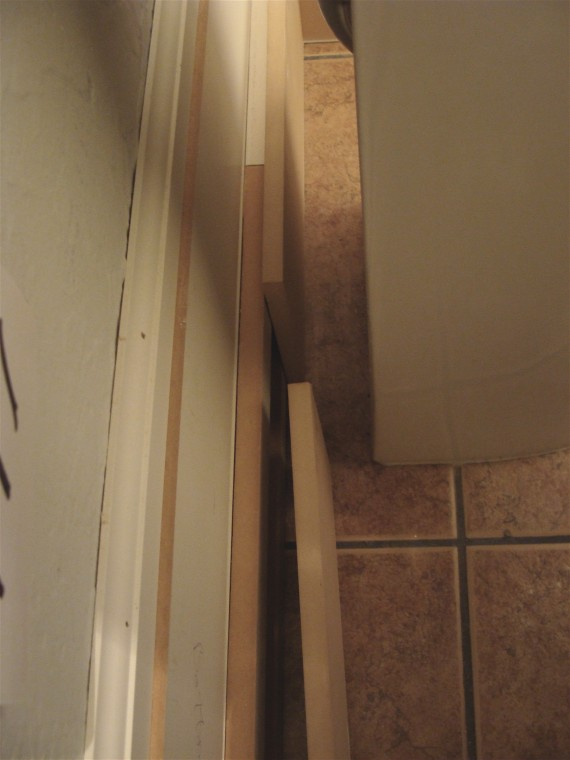 baseboard skirting board molding trim