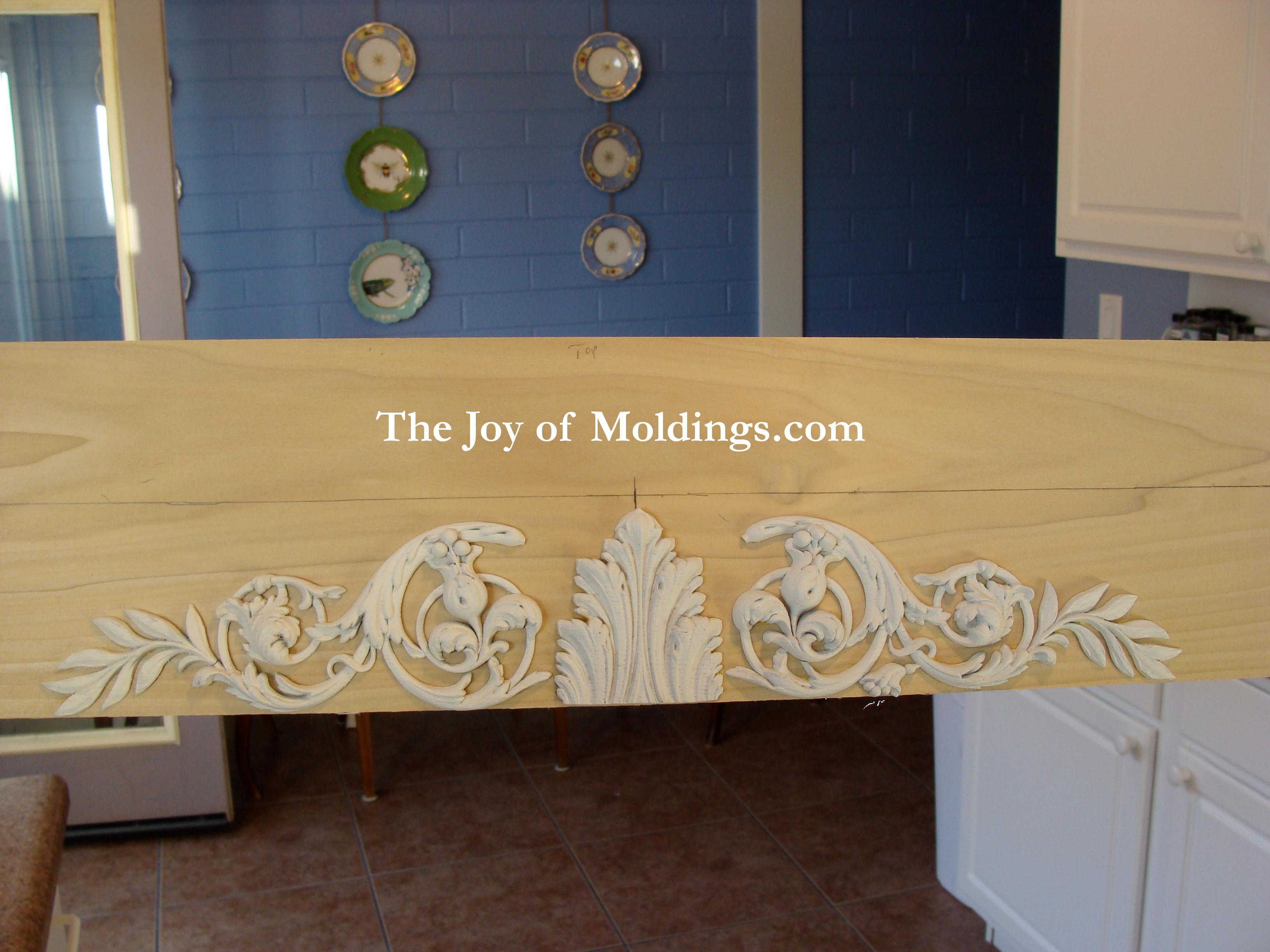 how to install moldings - Decorators Supply