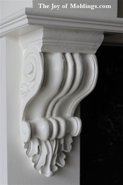 Fireplace Mantel 102 Gallery The Joy Of Moldings