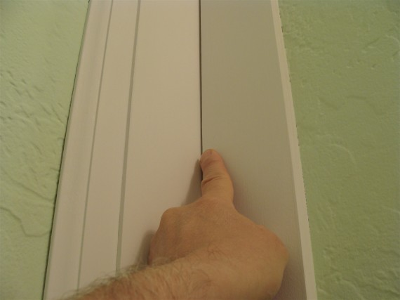 how to paint moldings and millwork
