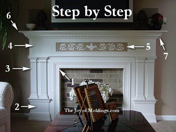You can have the charm of a fireplace mantel in rooms with no chimney. Learn more right here. By Michigan finish carpenter.