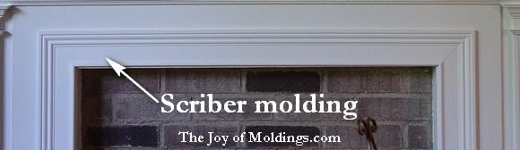 scriber molding