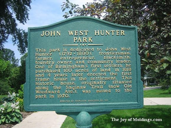 Michigan historic home