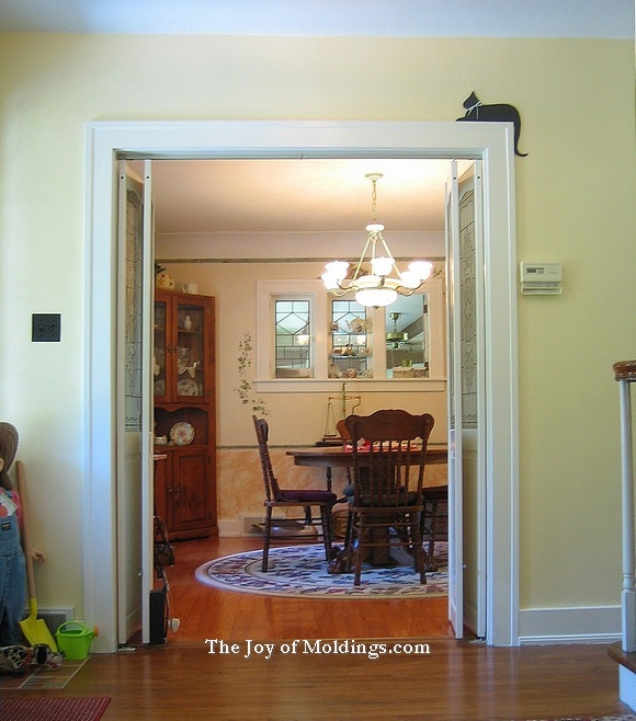 craftsman moldings