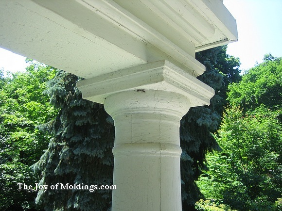tuscan column