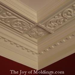 soffit crown molding