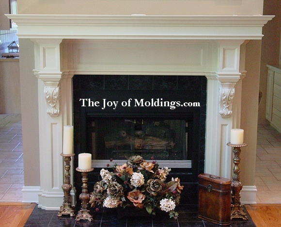 how to build fireplace mantel 103 for 333 08 the joy of moldings rh thejoyofmoldings com crown molding fireplace crown moulding fireplace
