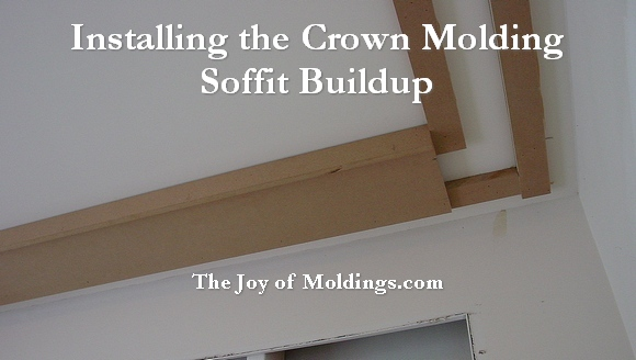 How To Build Crown Molding 102 Part 4 Installing The