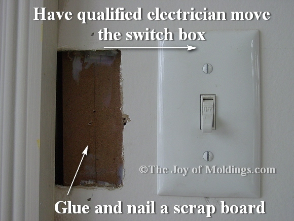 fix drywall hole