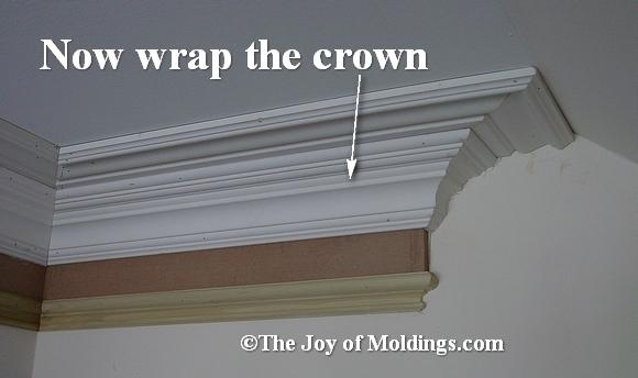 mdf crown molding 2