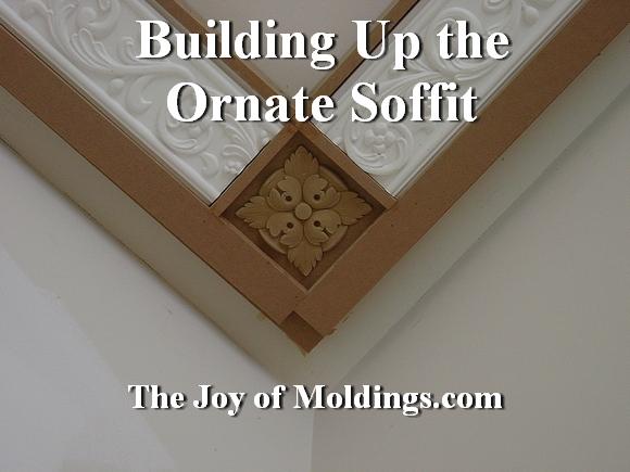 orante crown molding