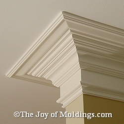 How To Install Crown Molding 104 For C 5 17 Lf The Joy
