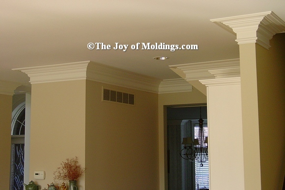 Make Own Crown Molding to Make This Crown Molding