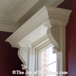 Traditional Style & Make WINDOW TRIM-102 for c. $183.18 Part 1 - The Joy of Moldings.com